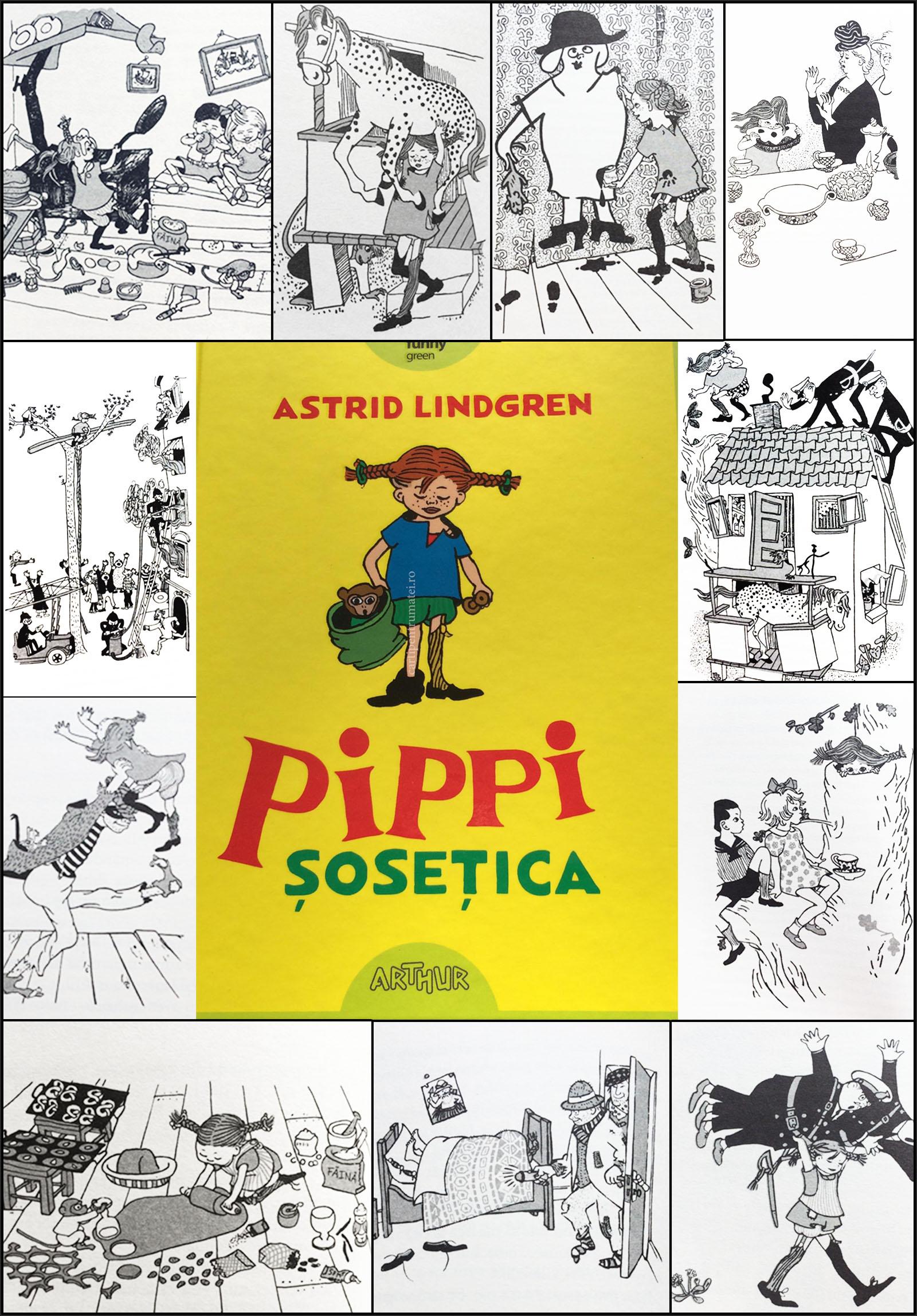 De ce nu-mi place mie Pippi Șosețica?